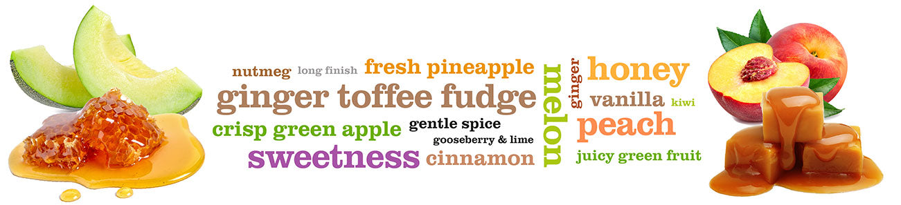Flavours Word Cloud 21 Year Old