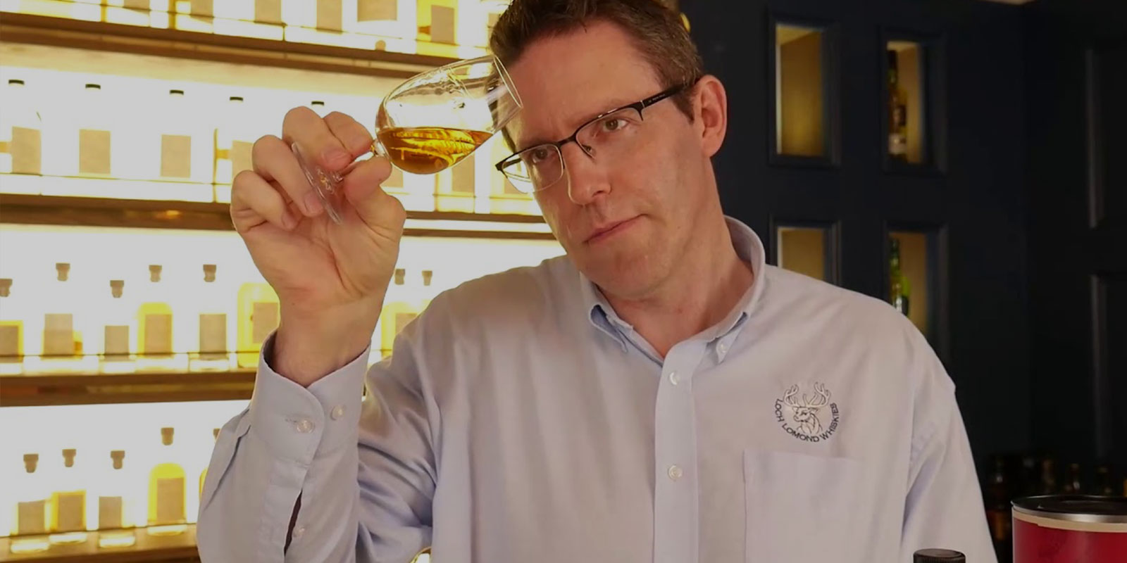 Michael Henry tasting experience