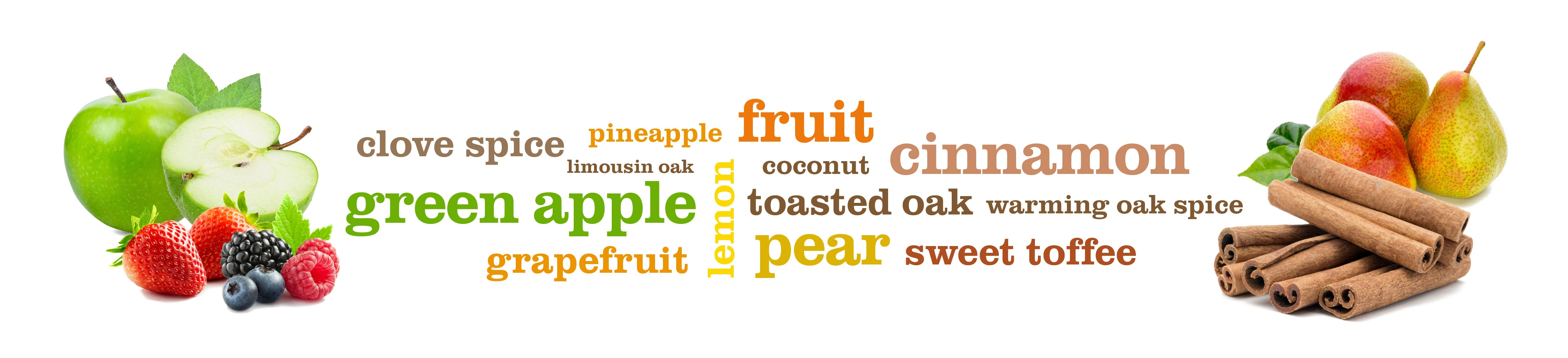14 Year Old Word Cloud Flavours- Whisky