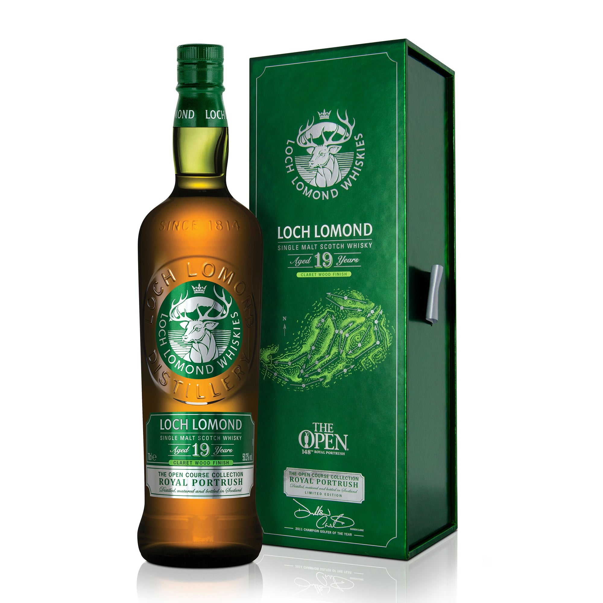 Loch Lomond Open Course Collection Whisky