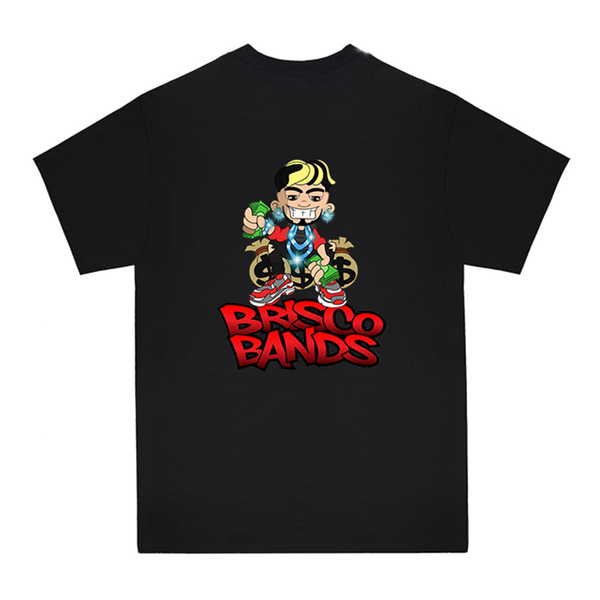 Brisco Bands Logo Tee