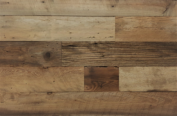 Reclaimed wood can be valuable and beautiful, but be careful