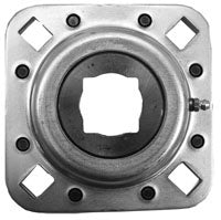 NTN FLANGED DISC BEARING 1-1/8SQ - Quality Farm Supply