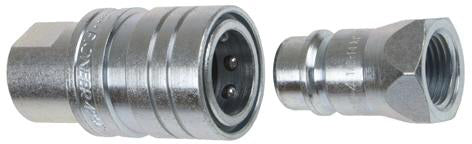 1/2 NPT Coupler with Tip - Quality Farm Supply