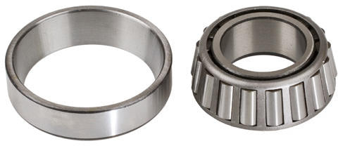 BEARING W/SEAL, CONSISTS OF ONE LM67048L CONE W/SEAL) & ONE LM67010 CUP. FITS MANY MODELS. - Quality Farm Supply