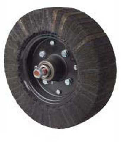 "4"" X 8"" WHEEL AND HUB ASSEMBLY - Quality Farm Supply"