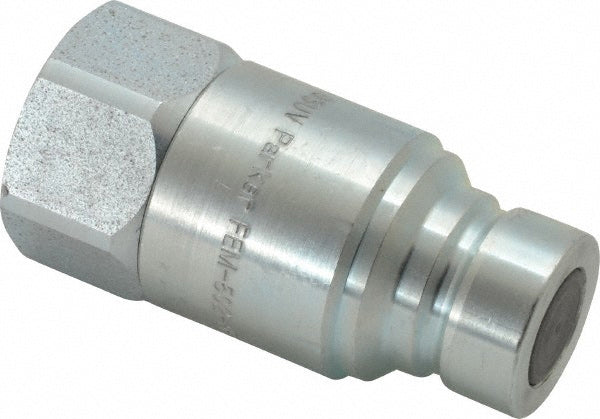 "Flush Face Non-Spill Nipple - 1/2"" Female NPT - Quality Farm Supply"