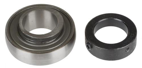 "1-1/2"" Bore Greasable Insert Bearing w/ Collar - Spherical Race - Quality Farm Supply"