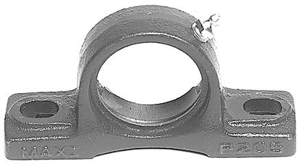 2 HOLE PILLOW BLOCK-40MM - Quality Farm Supply