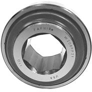 FAFNIR 1-1/8 INCH HEX BORE BEARING - Quality Farm Supply
