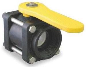 2'' Polypropylene Ball Valve - Quality Farm Supply