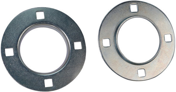 85MM 4 HOLE ROUND FLANGE PAIR - Quality Farm Supply