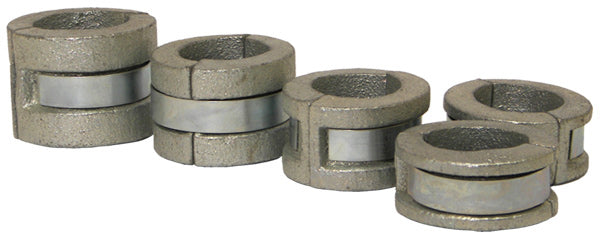 "CAST IRON CYL STOP SET FOR 1-1/4"" SHAFT - Quality Farm Supply"