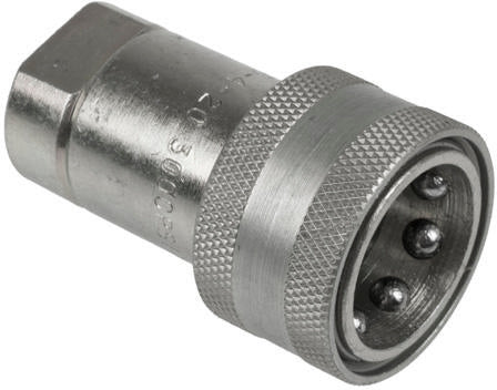 "1/2"" NPT  JD OLD STYLE COUPLER BODY - Quality Farm Supply"