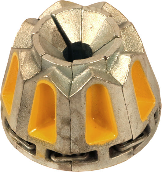 "3/8""CRIMPER DIE YELLOW - Quality Farm Supply"
