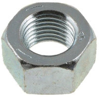 HEX NUT 1/2 INCH ZINC - GRADE 8 - Quality Farm Supply