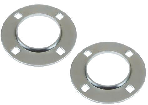 87MM SQUARE 4 HOLE FLANGE PAIR - Quality Farm Supply