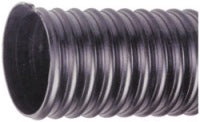 "DUCT HOSE 8""X25' BLACK URETHANE - Quality Farm Supply"