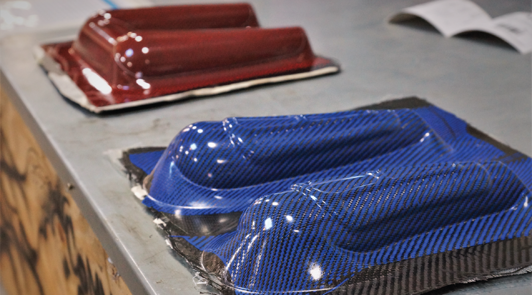 Carbon Fiber and Fiberglass Prototyping Options Available for Fabrication
