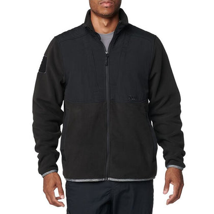 5.11 Tactical Tactical Fleece Waterproof Jacket Black