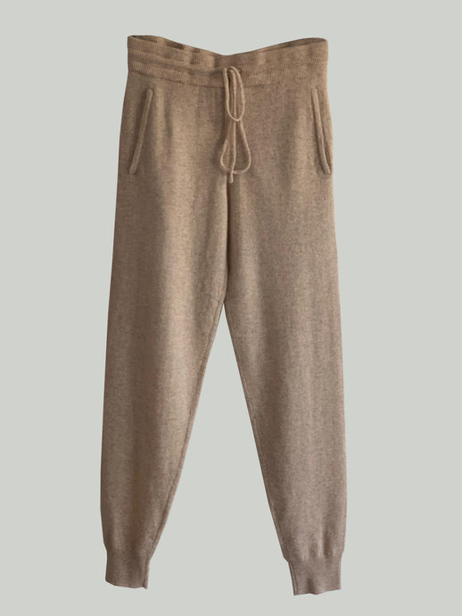 Pantalon jogging PIN beige - PIANORI