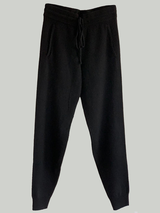 Pantalon jogging PIN noir - PIANORI