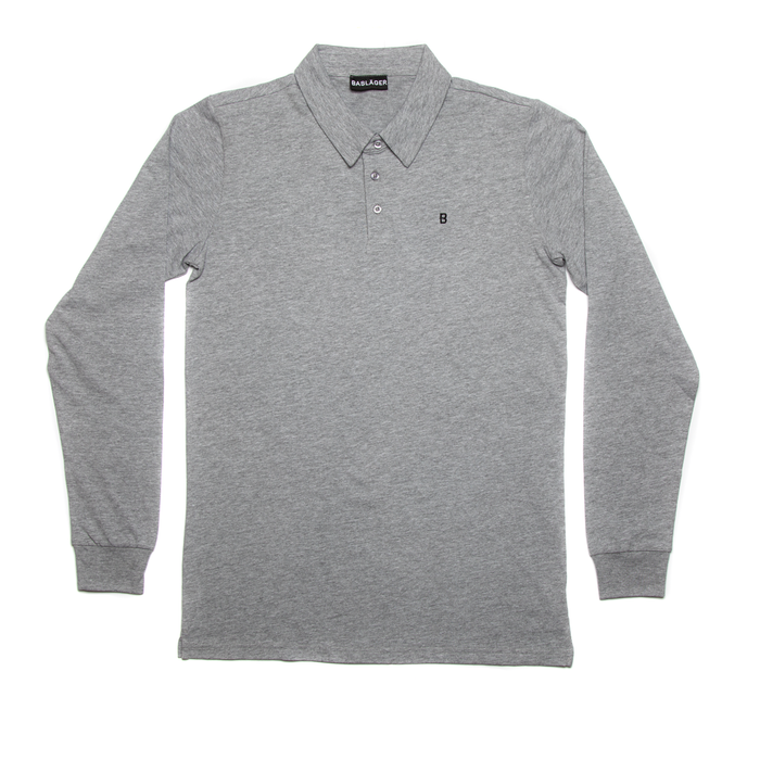 S/20 Long Sleeve Polo