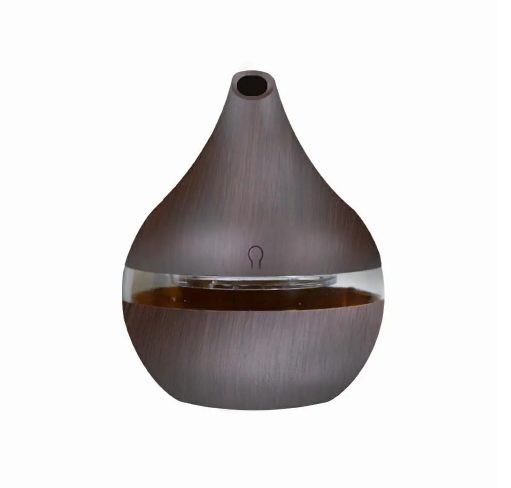 Essential Oil Diffuser Air Humidifier 300ml Wooden with LED Lights