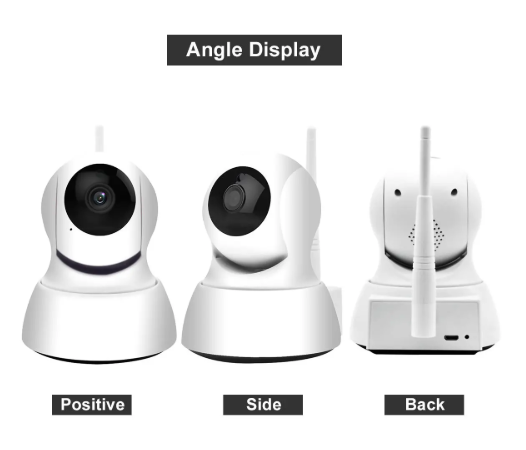 PikiPet™ Wifi Pet Camera Dog & Cat Monitor Wireless that Connects to Phone App