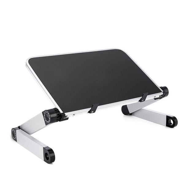 Pikibuy™ Laptop Stand For Desk Ergonomic Adjustable Foldable Portable Table Stand