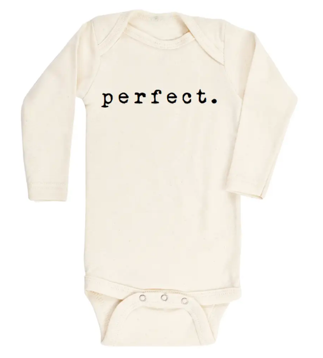 Perfect - Long Sleeve Bodysuit