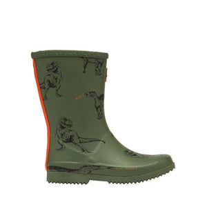 Joules® Boys Green Dino  Boots