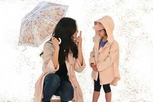 Girls Savinee Rain Jacket