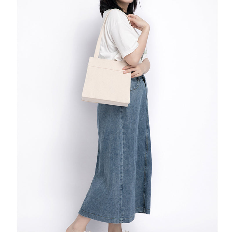 Canvas Tote Bag - Fitiny