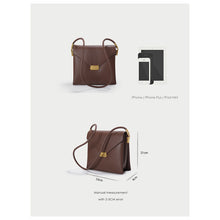 Load image into Gallery viewer, Leather Crossbody Bag