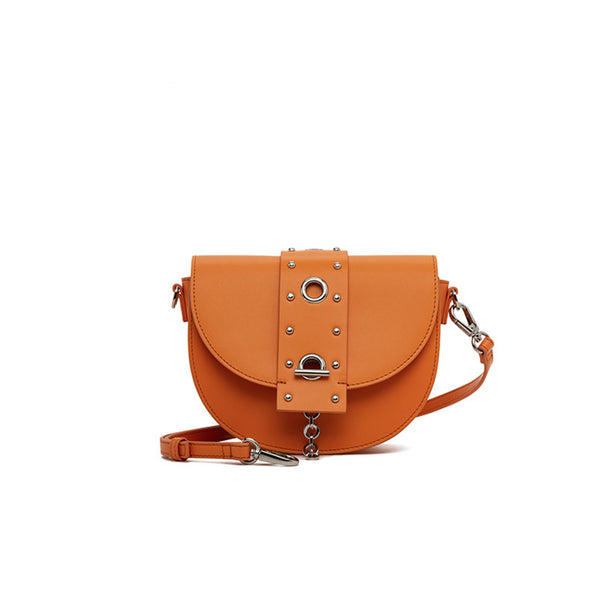 Leather Crossbody Bag Fashion - Fitiny