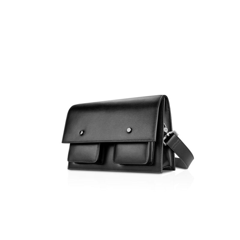 Leather Crossbody Bag Women and Men - Fitiny