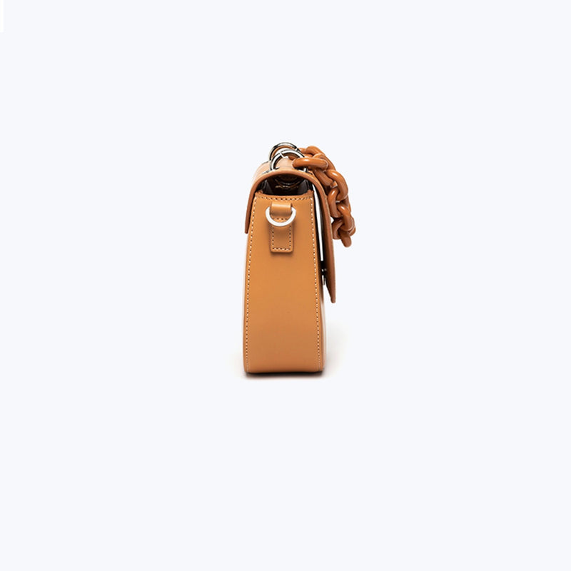 Leather Handbag Chain Strap - Fitiny