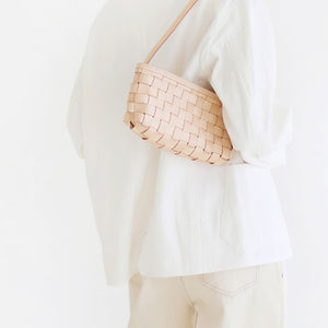 Handmade Leather Shoulder Bag