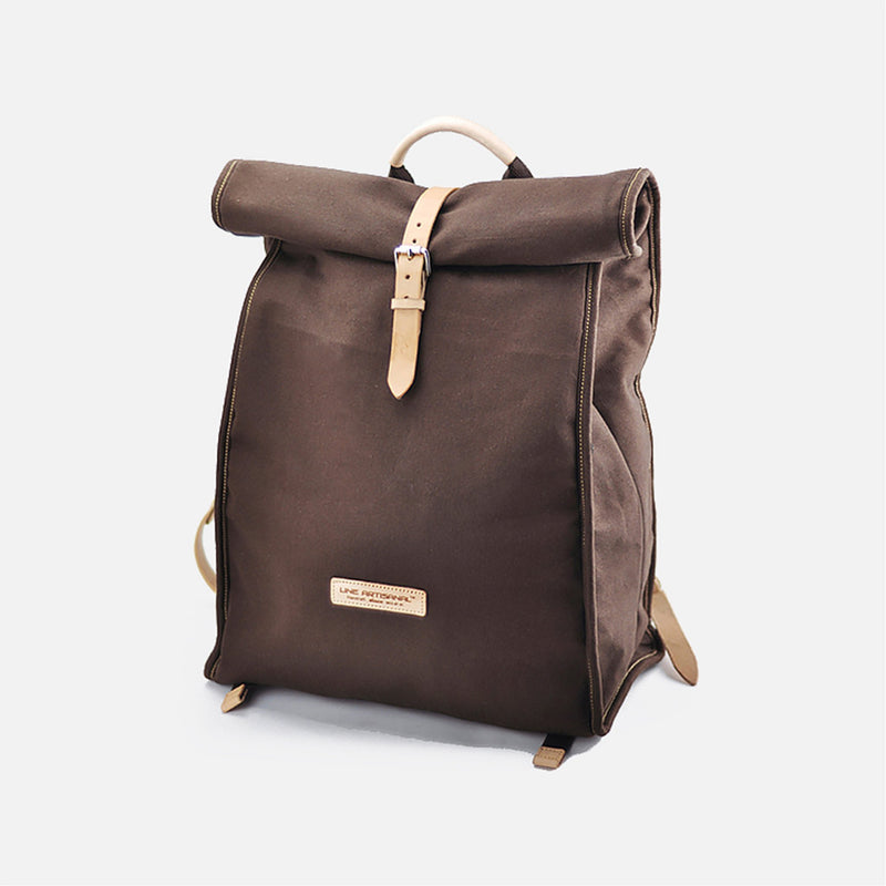 Handmade Canvas Backpack - Fitiny