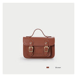 Leather Messenger bag - Fitiny