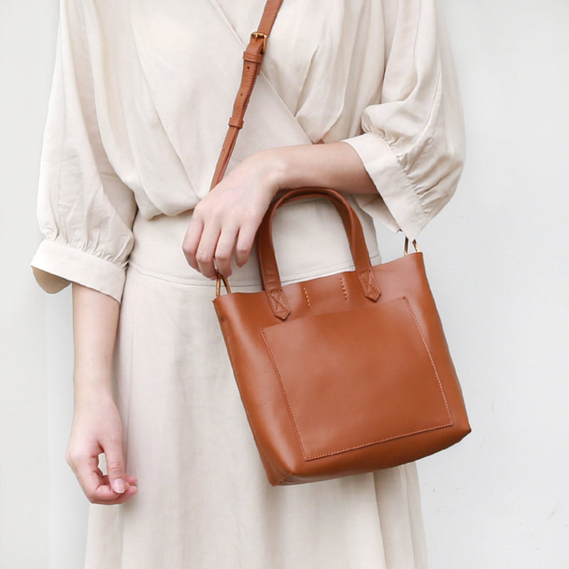 Leather Crossbody Bag Handbag - Fitiny
