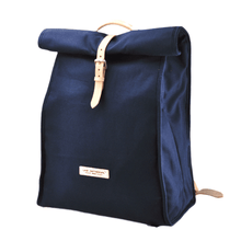 Load image into Gallery viewer, Handmade Canvas Backpack
