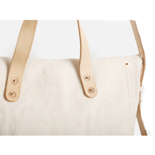 Handmade Canvas Tote Bag - Fitiny