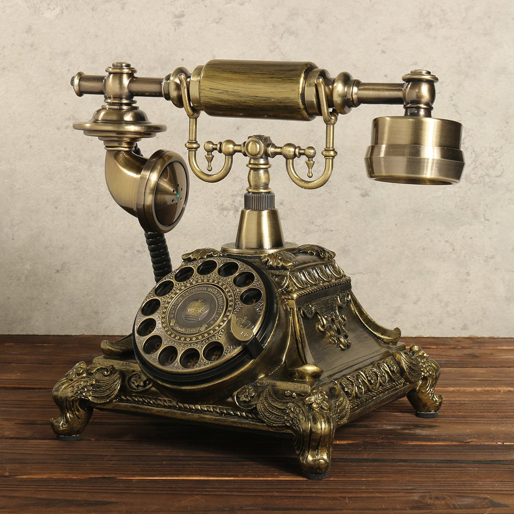 old vintage telephones