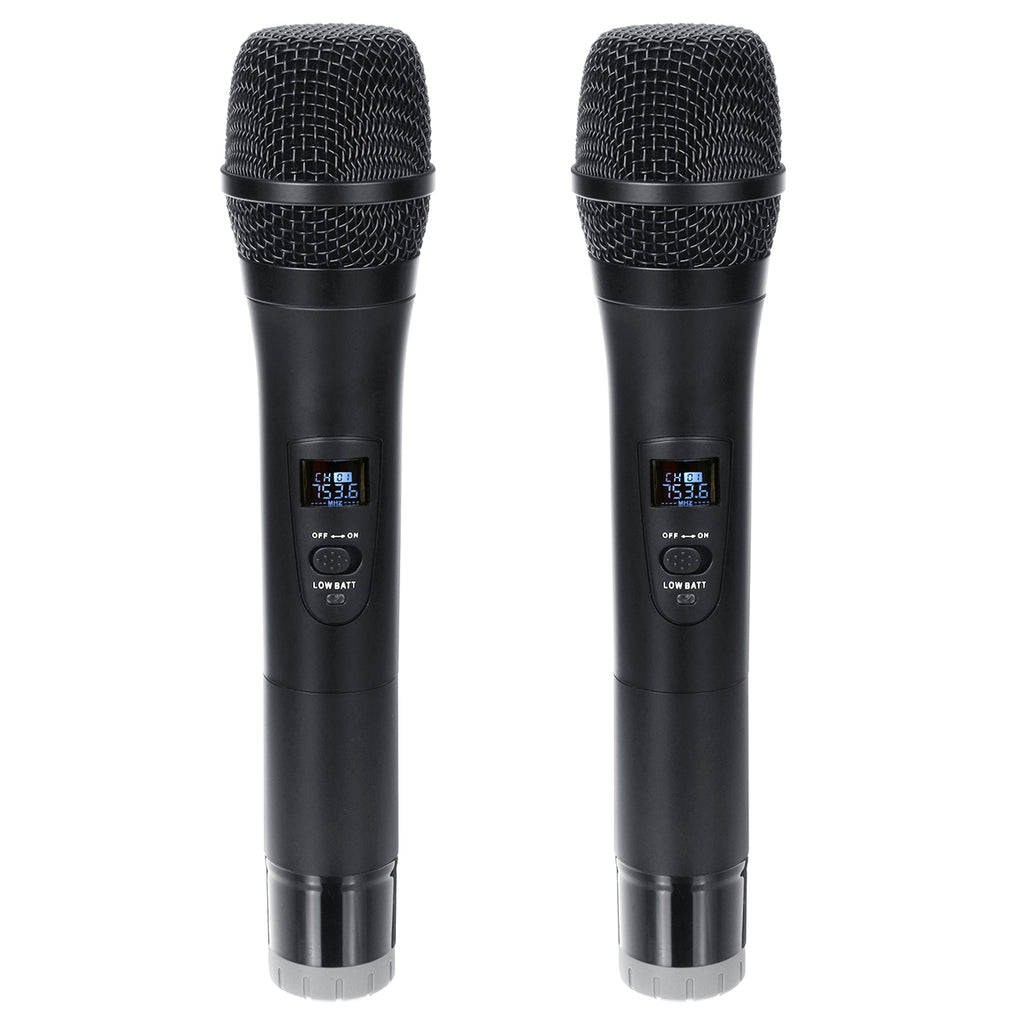Professional Wireless Handheld Karaoke Microphone