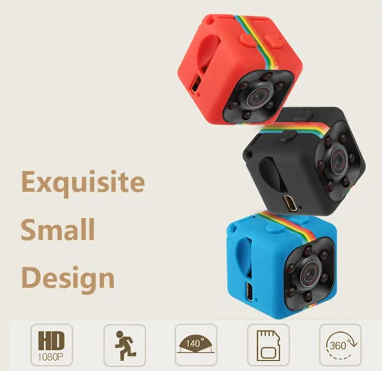 mini night vision camera