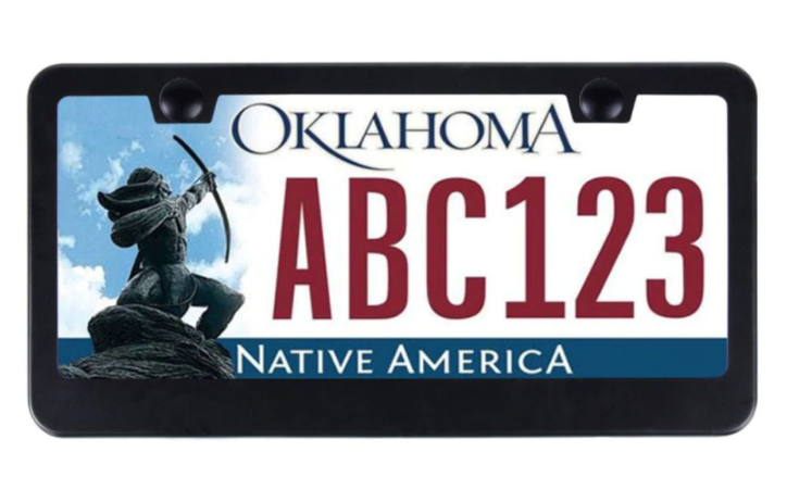 Vehicle License Plate Frames