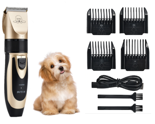 Akooya™ Best Dog Clippers Professional Dog Grooming Clippers Kit, Dog Hair Clippers Pet Trimmer Shears Cordless Cat Shaver