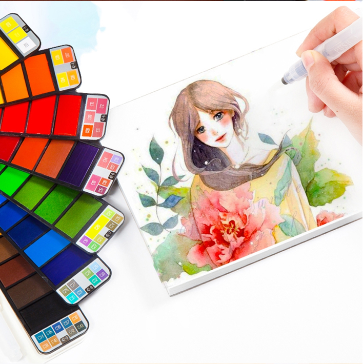 best watercolor kit for beginners
